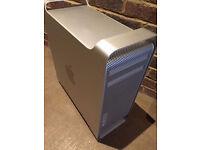 Mac pro 3.1 Quad core 2.8Ghz, 2gb ram, 500Gb hdd, 8800Gt graphics plus HD2400.