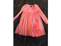 Girls dress age 4