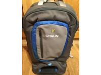 LittleLife Ultralight Convertible S3 Child Carrier in very good condition