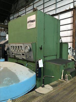 Hydrel Hfp-250 Hydraulic Fine Blanking Four Post Press B38486