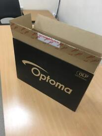 2x Optoma S321 projectord
