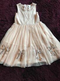 Next signature dress age 8yrs
