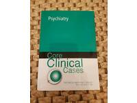 Psychiatry: core clinical cases
