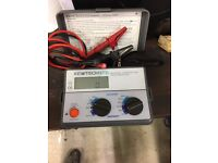 Kewtech Insulation/Continuity Tester