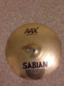 """Sabian AAX 14"""" fast hats"""