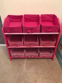 Disney Princess Storage Unit For Sale
