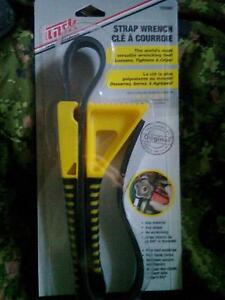TASK strap wrench
