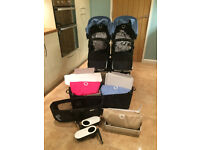 Bugaboo Donkey Duo For Sale In Very Good Condition £650