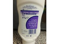 Zerodouble gel for dry skin