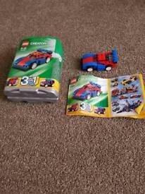 Lego creator 3 in 1 31000