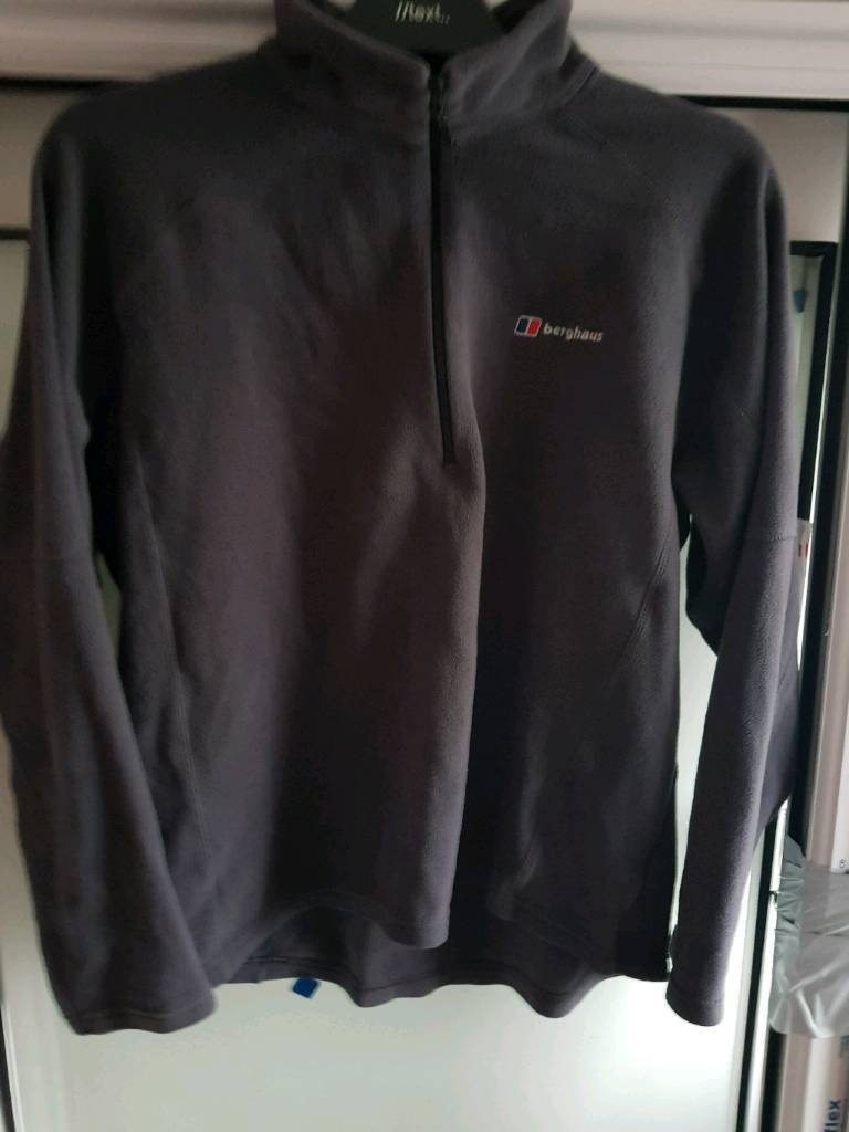 Berghaus fleece xl