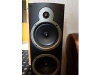 Wharfedale Crystal CR-30.4 Floor Standing Speakers