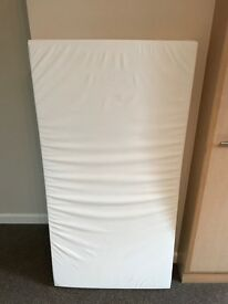 Mothercare cot bed mattress - 70X140