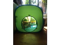 Popup Play House & Tunnel