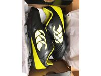 Canterbury rugby boots