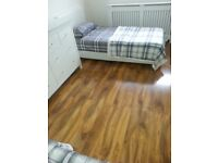 2 single 1 double available in friendly house