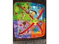 £40 Bundle - Babies playmats and soft toys