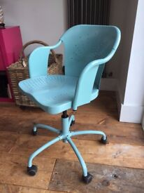 IKEA ROBERGET retro style swivel chair. Like new. Adjustable in height.
