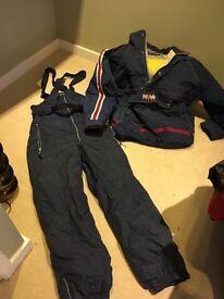 Men's ski wear -Medium