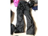Ladies Spyke motorcycle trousers