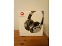 Motorola Pulse Max Wired Headphones