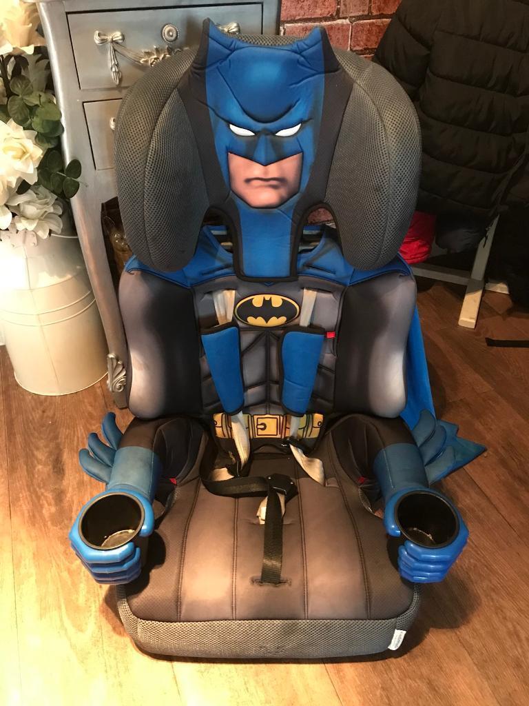 BATMAN CAR SEAT 40
