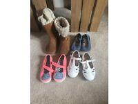 Girls shoes bundle