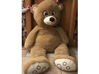 Supersize teddy bear. Like new