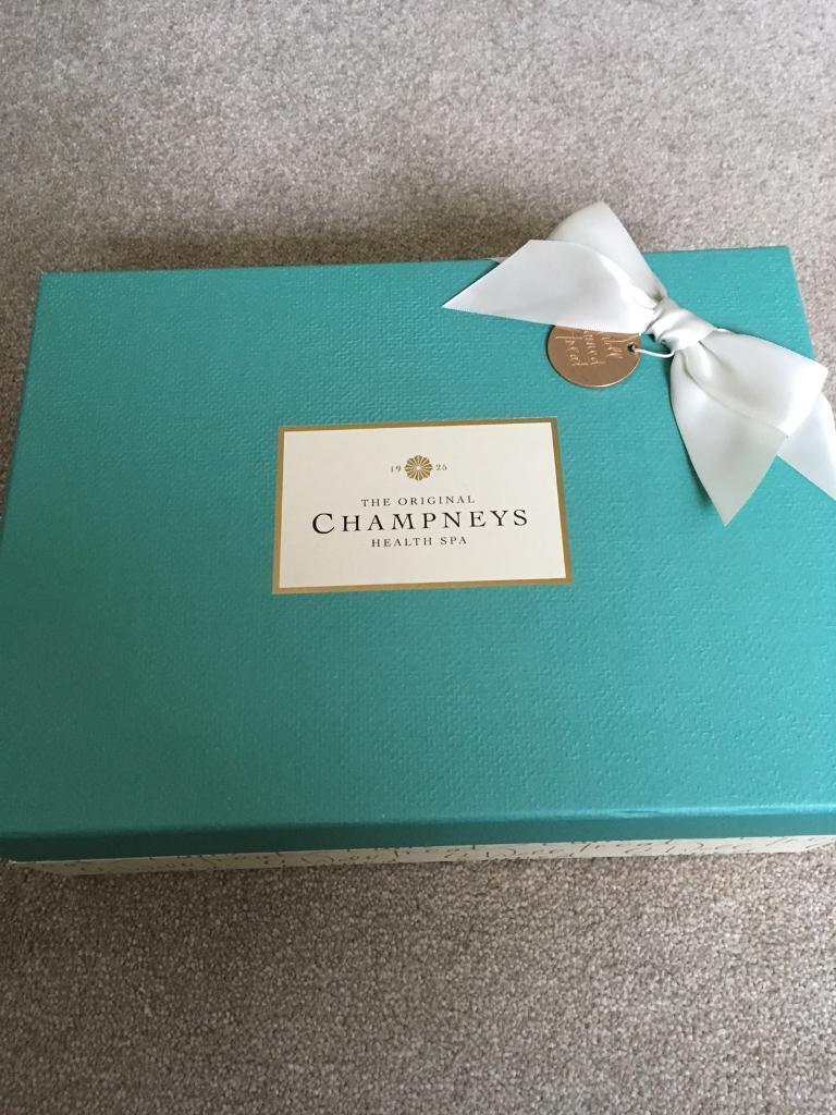 Champneys Spa Gift Set Bnib