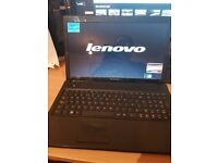 CHEAP REFURBISHED LENOVO 15.6 INCH LAPTOP DUAL CORE 4 GIG MEM WIN10 . GOOD CONDITION