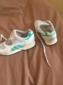 Adidas eqt size 4 £8 to clear in good condition pickup only or deliver for a fee