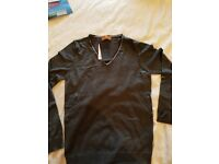 Mens Zara jumper uk small (new with tags)