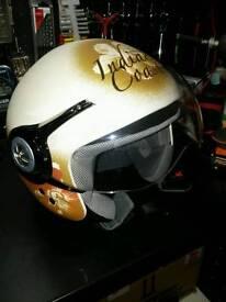 motorbike motorcycle helmet size S, indian coast
