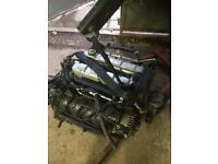 Ford Focus st170 engines