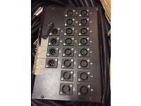 Lynx Stage Pro - 20 Channels (19 Working - Fully Tested) 75 Metres