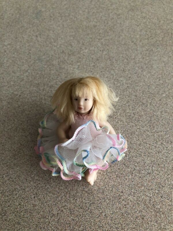 1:12 artisan made doll