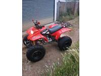 Road legal quad Ram 170