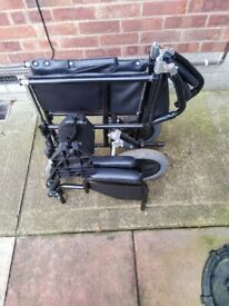 Light whaight wheelchair