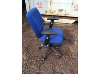 Office Chairs on castors