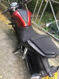 Yamaha MT125 £1700