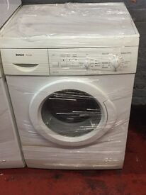 nice white bosch washing machine it's s 6kg 1100 spin in excellent condition in full working order