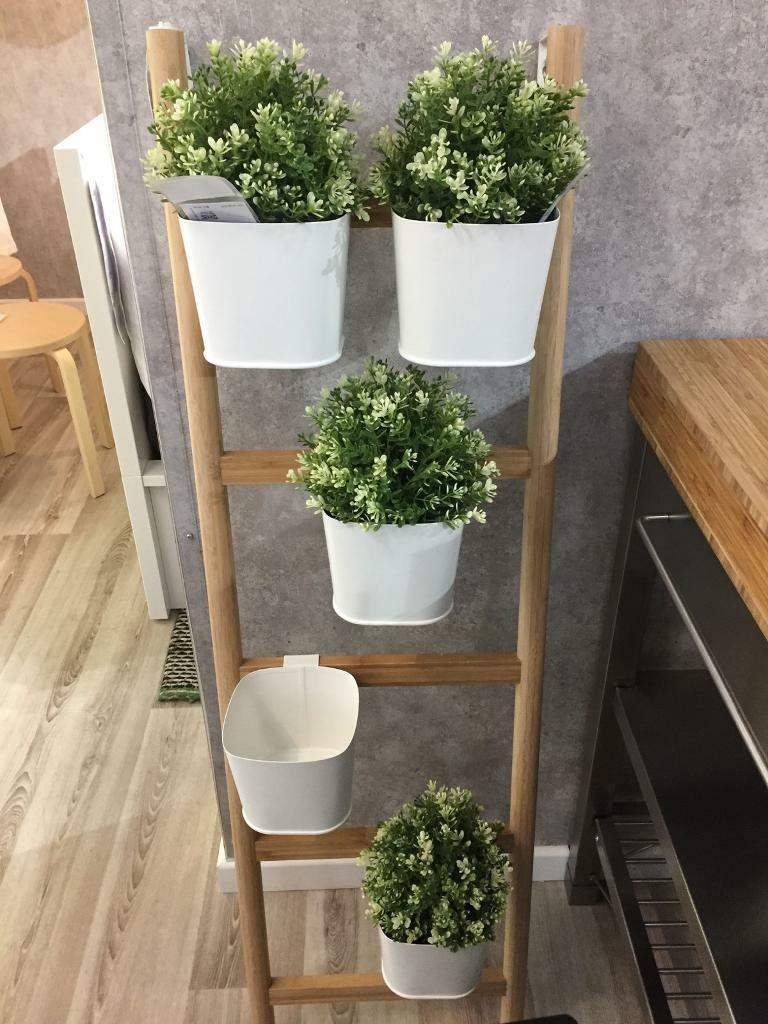Ikea Plant Ladder Holder
