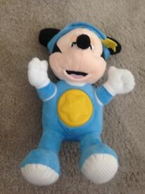 Baby Mickey Toy
