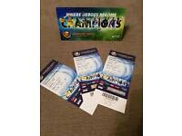 ICC Champions Trophy Tickets!! Pakistan v Sth Africa Good Seats!