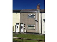 Lovely two bedroomed property in Trimdon LOW FEES DSS WELCOME