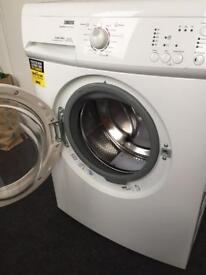 Zanussi aquafall flexi dose 6kg 1200 spin great condition