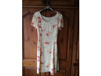 BHS floral summer dress size 12