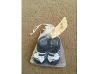 Baby angel shoes- one size fits all