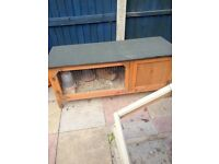 4 Foot Rabbit Hutch,Guinea Pig Cage,Broody Hen Pen