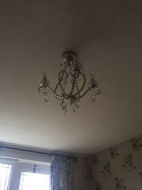NEXT Chandelier for sale